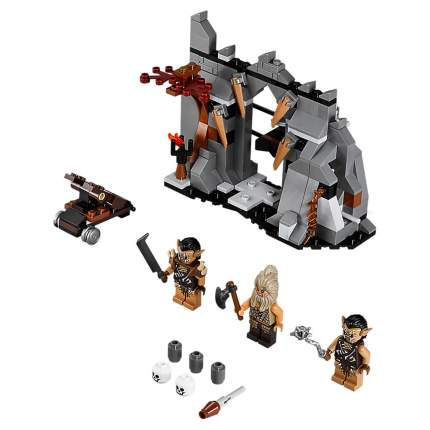 Конструктор LEGO Lord of the Rings and Hobbit Засада у Дол Гулдура (79011)