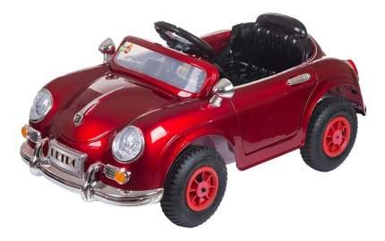 Электромобиль babyhit retro-red