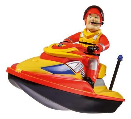Водный скутер Dickie Пожарный Сэм, 22 см