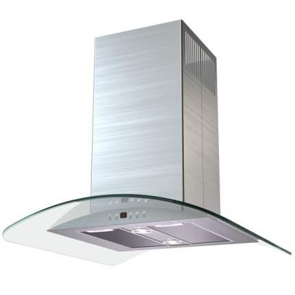 Вытяжка 60 см Krona Sharlotta Isola 600 Inox/Glass 5P