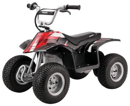 ЭлектроКвадроцикл Razor Dirt Quad - Чёрный