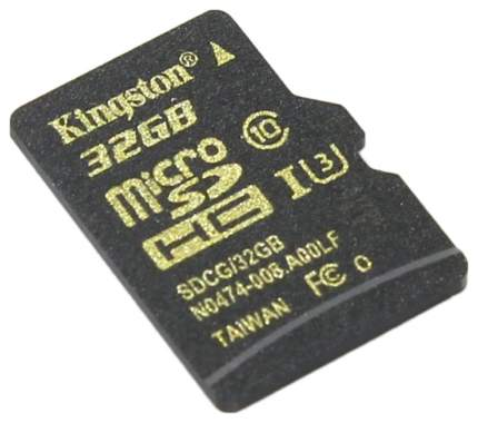 Карта памяти Kingston Micro SDHC Gold Series 32GB