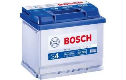 Аккумулятор автомобильный автомобильный Bosch S4 Silver 0 092 S40 050 60 Ач
