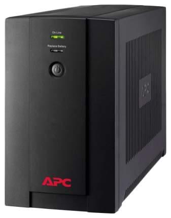 Источник бесперебойного питания APC Back-UPS BX1400UI Black