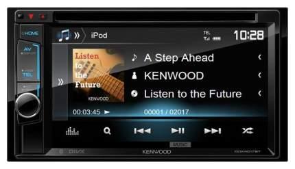 Автомобильная магнитола Kenwood DDX-4017BTR 4x22Вт