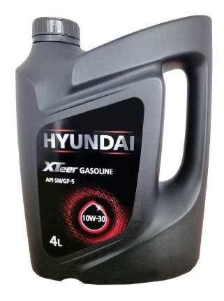 Моторное масло Hyundai XTeer Gasoline 10W-30 4л