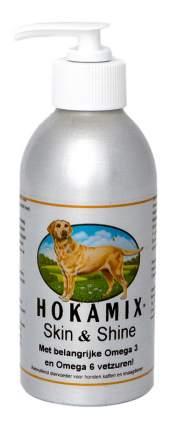 Пищевая добавка для собак Hokamix Skin & Shine, 250 мл