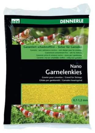 NANO GRAVEL Нано гравий для креветок желтый 0,7-1,2мм 2кг