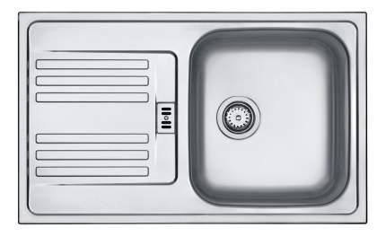 Мойка для кухни из нержавеющей стали Franke EFN 614-78 1010017705 серебристый