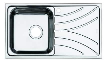 Мойка для кухни из нержавеющей стали IDDIS Arro ARR78SLi77