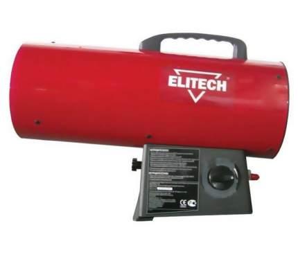 Газовая тепловая пушка ELITECH ТП 30Г
