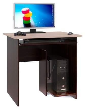 Компьютерный стол СОКОЛ КСТ-21.1 60x80x74, венге/дуб беленый