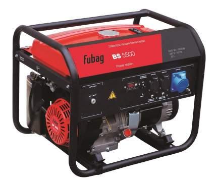 Бензиновый генератор Fubag BS 5500 838201