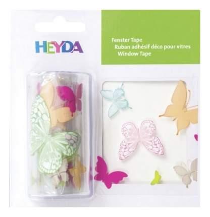 Наклейка декоративная для детской комнаты HEYDA Бабочки
