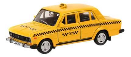Коллекционная модель Carline 1:43 Lada 2106 Такси