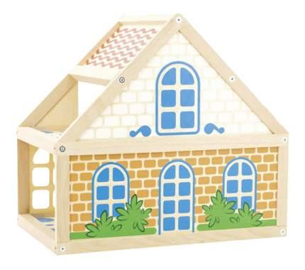 Кукольные домики Игрушки из дерева Д225