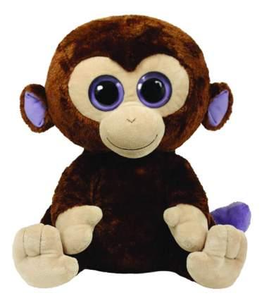 Мягкая игрушка TY Beanie Boos Обезьянка Coconut 40 см