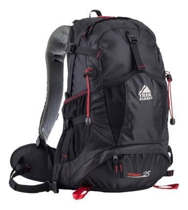 Туристический рюкзак Trek Planet Axiom 25 л черный/красный