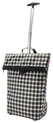 Дорожная сумка Reisenthel Trolley Fifties black 43 x 21 x 53