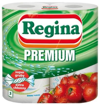 Бумажные полотенца Regina premium трехслойные 2 штуки