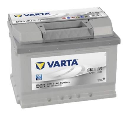 Аккумулятор автомобильный автомобильный Varta Silver dynamic 5614000603162 61 Ач