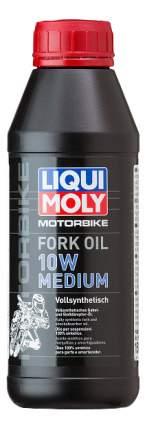 Гидравлическое масло LIQUI MOLY 10w 0.5л 7599