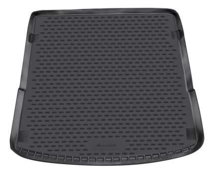 Коврик в багажник AUDI Q7 2006->, кросс, (полиуретан)