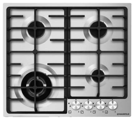 Встраиваемая варочная панель газовая MAUNFELD MGHS 64 74S Silver