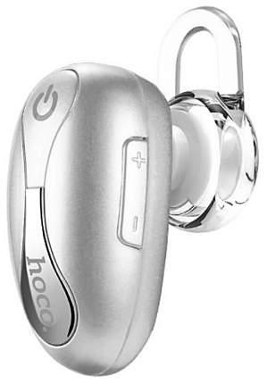 Гарнитура Bluetooth HOCO E12 Grey