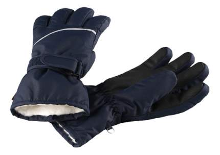 Перчатки детские Reima Harald синие 12-14 размер