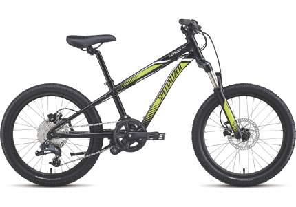 Велосипед Specialized Hotrock 20 Pro 2016 One size черный мальчик