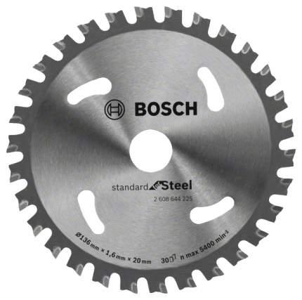 Диск по дереву Bosch STD ST 136x20x30T 2608644225