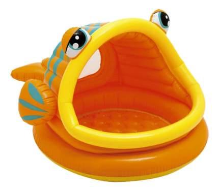 Бассейн надувной Intex Ленивая рыбка