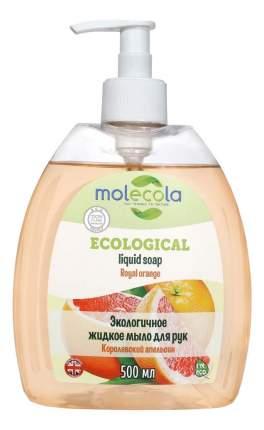 Жидкое мыло Molecola королевский апельсин 500 мл