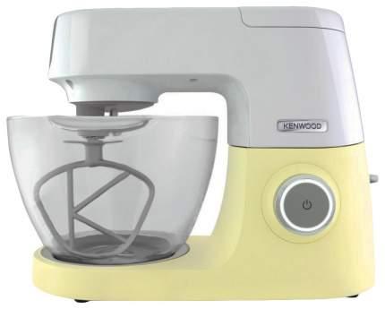Кухонная машина Kenwood CHEF Sense KVC5100Y Белая, желтая