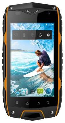 Смартфон teXet X-driver Quad Dual Sim 8Gb Black (TM-4084R)