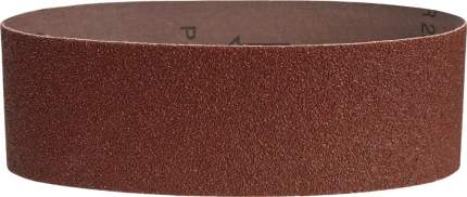 Лента шлифовальная для ленточных шлифмашин MATRIX P 100 75 х 457 мм 3 шт 74278