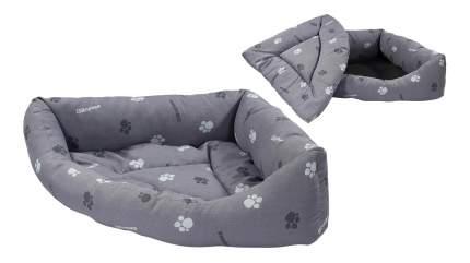 Лежанка для кошек и собак Дарэлл 45x45x14см в ассортименте