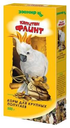 Основной корм Зоомир для попугаев 500 г, 18 шт
