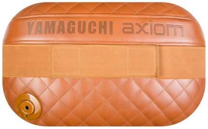 Массажная подушка Yamaguchi Axiom Matrix коричневая