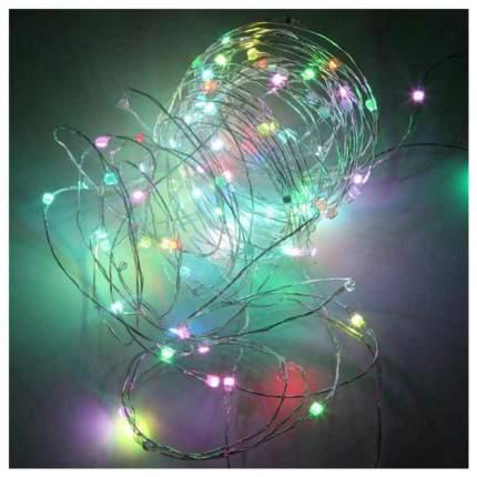 Гирлянда электрическая Snowhouse LDMS120-RGB Разноцветный