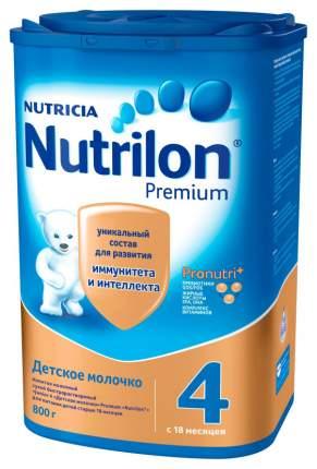 Молочная смесь 4 ( c 18 мес. ) Nutrilon 4 Premium c 18 мес 800 г