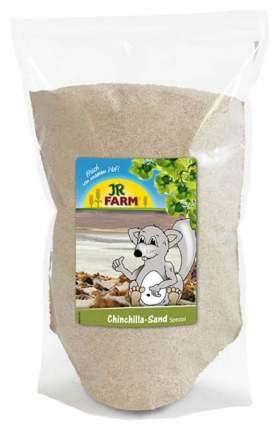 Песок для купания шиншилл Jr Farm Chinchilla-Sand, 4 кг
