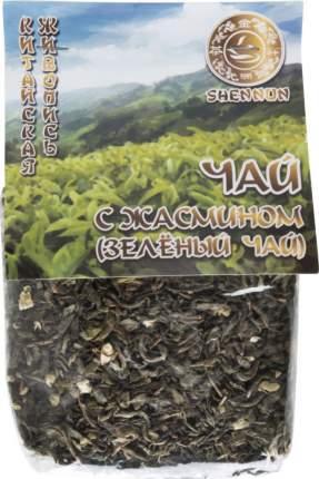 Чай зеленый Shennun с жасмином 200 г