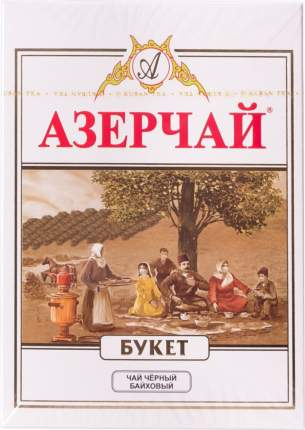 Чай черный Азерчай букет байховый 200 г