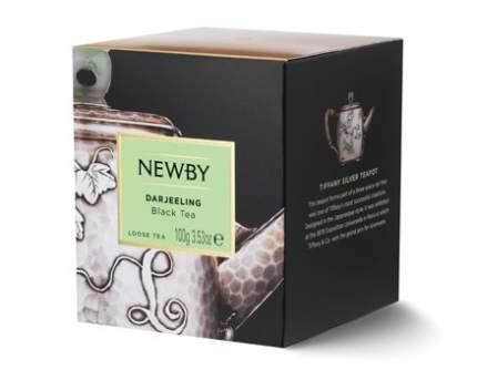 Чай черный Newby darjeeling 100 г