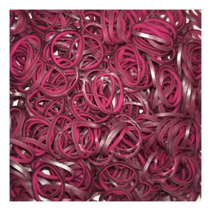 Плетение из резинок Rainbow Loom Средневековье красные
