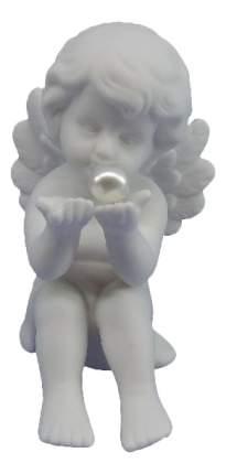 Статуэтка Snowmen Ангел с жемчужиной