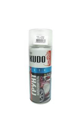 Грунт автомобильный KUDO KU-2201 грунт-наполнитель 520 мл