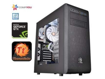 Игровой компьютер CompYou Game PC G777 (CY.575836.G777)